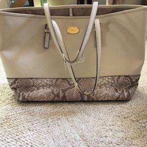 Used Michael Kors tote bag